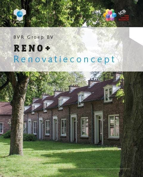BVER folder Reno Plus Renovatieconcept